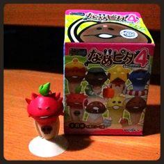 .Punky.mushroom.figurine.in.Nameko.Saibai.,.he.found.punk.rock.and.got.like.this.