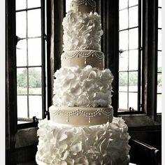 Beautiful amazing wedding cake!