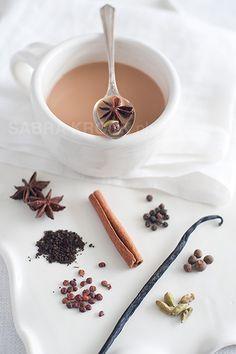 warm, spicy chai