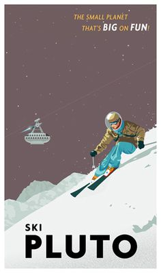 Ski Pluto.
