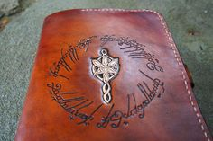 lord of ther rings leather kindle case lotr kindle case