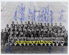 Green Bay Packers Team | 1972 Green Bay Packers 8x10 Team Photos