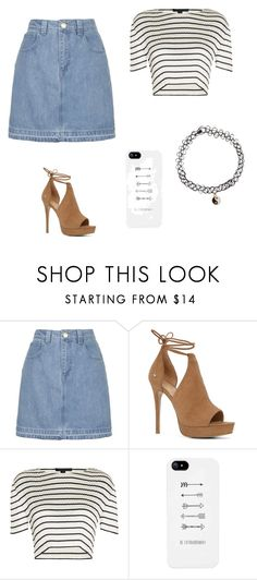 """""""rainha♡"""" by gigi-xcx-493 ❤ liked on Polyvore featuring beauty, Topshop, ALDO, Alexander Wang and Accessorize"""