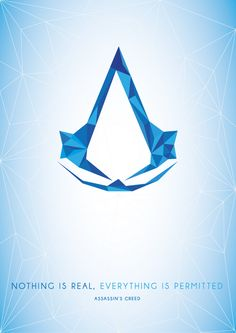 Mimimal Assassin's Creed Poster - Created by Danilo Caldararo