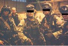 1993 : 1st Special Forces Operational in Somalia with US rangers