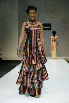 Unique Ankara Dresses 55 Stylish Ankara Styles For Single Ladies African Print Dresses, African Fashion Dresses, African Attire, African Wear, African Dress, African Prints, Venda Traditional Attire, Traditional Outfits, Ankara Long Gown Styles