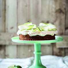 This cake may sound strange but it's delicious! Taken from Three Sisters Bake