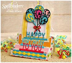 Fabulous Fun on a String | Spellbinders