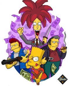 Simpsons Drawings, Simpsons Cartoon, Cartoon Art, Homer Simpson, Comic Book Guy, Apple Logo Wallpaper, Hip Hop Art, Favorite Cartoon Character, Physics Humor