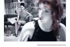 'Power of love' Vogue Italia 6 - shot by Craig McDean
