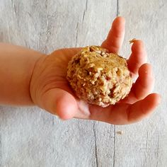 """These soft, tasty oat balls are a perfect healthy treat for your little one! Suitable from 6 months old they are solid enough to hold their shape while baby holds them and soft enough that they are easy to chew! They make a great breakfast, treat or snack! Ingredients A large handful of strawberries. (I … Continue reading """"Strawberry oat balls"""""""