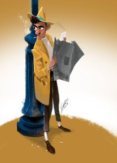 Winner of the CHARACTER DESIGN CHALLENGE! & Bobby Pontillas's Choice for #PrivateDetective • 박지은* • Blog/Website | (https://www.facebook.com/dadstic) ★ || CHARACTER DESIGN REFERENCES (https://www.facebook.com/CharacterDesignReferences & https://www.pinterest.com/characterdesigh) • Love Character Design? Join the #CDChallenge (link→ https://www.facebook.com/groups/CharacterDesignChallenge) Promote your art in a community of over 30.000 artists! || ★