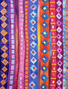 Dreamlines - Brenda Gael Smith: Contemporary Textile Art www.brendagaelsmith.com/portfolio/dreamlines/