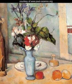 downloads of Cezanne's paintings, as well as slideshows and links