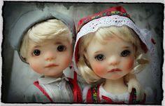 Hansel and Gretel by MeadowDolls