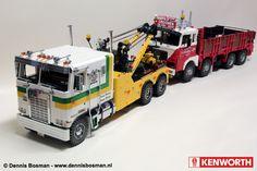 Extreme Lego - Kenworth K100