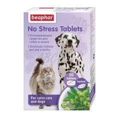 BEAPHAR No Stress Tablets - 20 tabletta