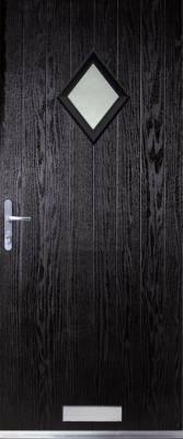 JELD-WEN Castle Composite Keep Door