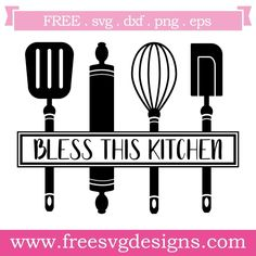 Free SVG files, Bless this Kitchen. Great for Cricut Design Space, Silhouette Cameo, Clipart, Scrapbooking and other crafting projects. Kitchen Lighting Design, Kitchen Lighting Fixtures, Modern Kitchen Design, Kitchen Designs, Light Fixtures, Silhouette Projects, Silhouette Design, Silhouette Cameo, Cricut Vinyl