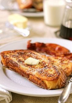 French toast-- it's a Sunday morning favorite in our house and after years of tinkering with egg to milk to sugar ratios, I am finally shar...