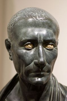 Classical Antiquity, Classical Art, Roman Sculpture, Sculpture Art, Art Romain, Hail Caesar, Ancient Greek Sculpture, Rome Antique, Old Portraits