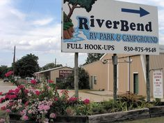 River Bend RV Park Campground Luling TX Passport America Campgrounds