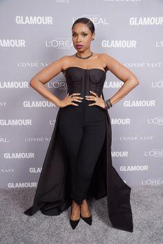 Pin for Later: Seht all' die Girl Power bei den Glamour Awards Jennifer Hudson