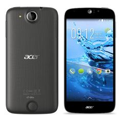 Acer announces new smartphones and inexpensive fitness tracker