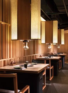 Matsumoto restaurant by Golucci International Design, Beijing restaurant