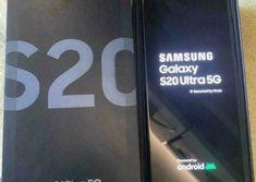 SamsungGalaxyS20128GB = $500  SamsungS20 128GB = $530  SamsungS20Ultra 128GB = $550SamsungGalaxyZ Flip 256GB= $600 Galaxy Phone, Samsung Galaxy, Galaxies, Apple Watch, Apple Iphone