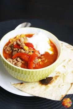 Meksykańska zupa paprykowa Pudding, Desserts, Food, Tailgate Desserts, Deserts, Custard Pudding, Essen, Puddings, Postres