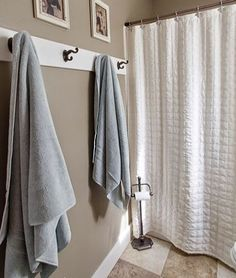 I Have Loved Having Towel Hooks In Our Master Bathroom What Do You Use