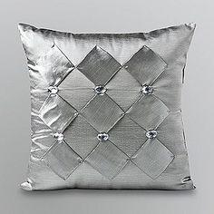 Kardashian Kollection Home -New York Dreamer Decorative Pillow