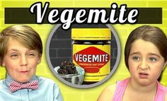 """""""It Tastes Like Rotten Dirt!"""" – American Kids Try To Eat Vegemite For The First Time, Can't Handle Yeasty Goodness! Funny Videos For Kids, Kids Videos, Funny Kids, Nutella, A Food, Food And Drink, Make Em Laugh, Funny Moments, First Time"""
