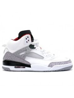 half off 8dcd8 f470c 315371-101 Air Jordan Spizike White   Cement Jordan Shoes For Sale, Cheap  Jordan