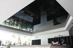 Black gloss Barrisol ceiling