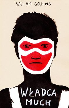 Lord of the Flies. / Polish Book Covers
