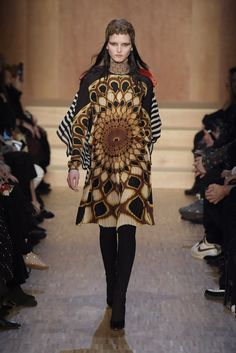 Givenchy RTW Fall 2016 PFW Photo by Giovanni Giannoni