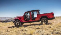2020 Jeep Gladiator won't get the Wrangler's turbo engine, here's why - Jeep