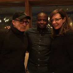 Bradley Whitford, Dulé Hill and Allison Janney - Sundance, 2016 Bradley Whitford, Allison Janney, West Wing, Back In The Day, Old World, The Beatles, Actors & Actresses, Girlfriends, Movie Tv