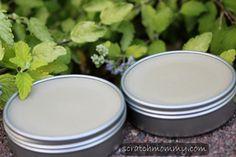Homemade DIY Deodorant (secret ingredient, NO irritating baking soda, EFFECTIVE recipe)! - Scratch Mommy