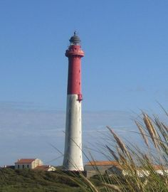 France: Charente Coast Phare de la Coubre First constructed in 1830 and has been reconstructed 3 other times