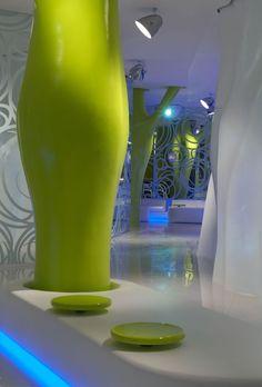i-SUITE Hotel Interior by Simone Micheli