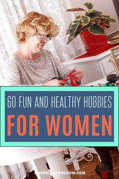 There are so many benefits to having an actual, real-world hobby. Obviously, any physical or athletic hobby is going to make you stronger, more fit, and healthier in general. hobbies for women in their 20s | hobbies for women over 40 | hobbies for women in their 20s projects