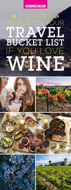 Stoke your wanderlust and bring joy to your inner wine lover.