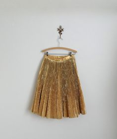 Vintage 1950s Skirt 50s Circle Skirt The Sarah by BohemianBisoux