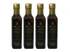 Arganový olej potravinársky 4x250ml Omega 3, Argan Oil, Whiskey Bottle, Beauty, Orient House, Beauty Illustration