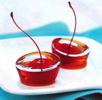 clever cherry jello