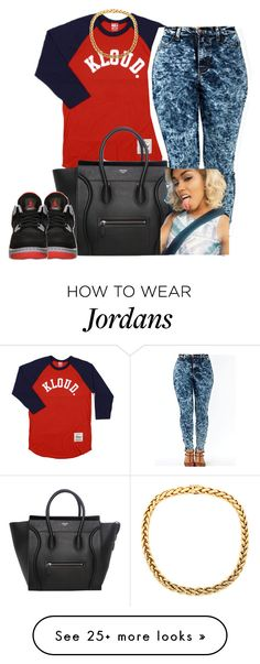 """""""."""" by trillest-princess101 on Polyvore featuring Retrò"""