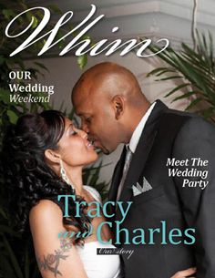Tracey and Charles - Whim by Twenty Pages (wedding bee contest)